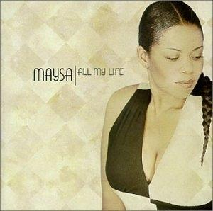 Album  Cover Maysa - All My Life on N2K Records from 2000