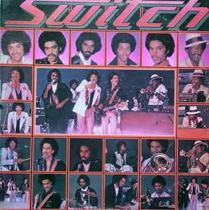 Album  Cover Switch - Switch on GORDY Records from 1978