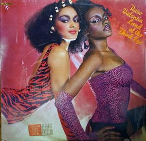 Album  Cover Dave Valentin - Land Of The Third Eye on GRP (ARISTA) Records from 1980
