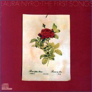 Album  Cover Laura Nyro - The First Songs on COLUMBIA Records from 1973