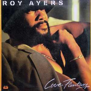 Front Cover Album Roy Ayers - Love Fantasy