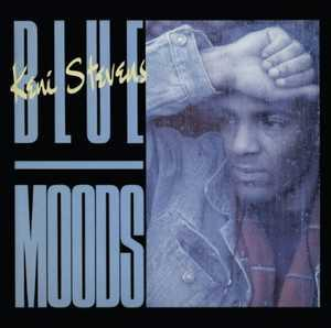 Front Cover Album Keni Stevens - Blue Moods  | ftg records | FTG-166 | UK