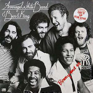 Album  Cover Ben E. King - With The Average White Band Benny And Us on ATLANTIC Records from 1977