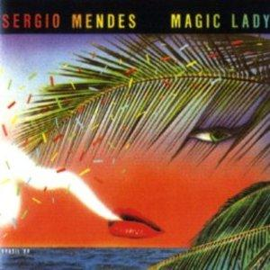Album  Cover Sergio Mendes - Magic Lady on ELEKTRA Records from 1979