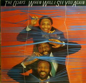 Front Cover Album The O'jays - When Will I See You Again