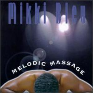 Album  Cover Mikki Bleu - Melodic Message on BLU-INK Records from 1997