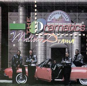 Album  Cover The Dramatics - Mellow Drama on  Records from 1994