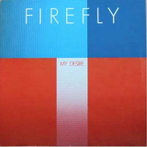 Album  Cover Firefly - My Desire on MR DISC Records from 1981
