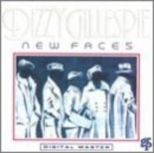 Album  Cover Dizzy Gillespie - New Faces on GRP Records from 1984