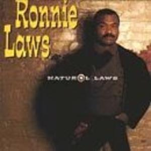 Front Cover Album Ronnie Laws - Natural Laws