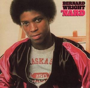 Album  Cover Bernard Wright - 'nard on GRP Records from 1981
