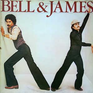 Album  Cover Bell & James - Bell & James on A&M Records from 1978
