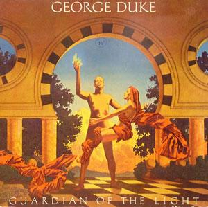 Album  Cover George Duke - Guardian Of The Light on EPIC Records from 1983