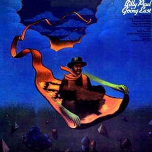 Album  Cover Billy Paul - Going East on PHILADELPHIA INTERNATIONAL Records from 1971