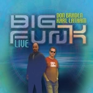 Album  Cover Don Braden​ And Karl Latham - Big Fun(k) Live on CREATIVE PERSPECTIVE MUSIC, LL Records from 2012