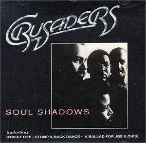 Album  Cover Crusaders - Soul Shadows on ALEX Records from 1995