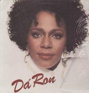 Album  Cover Dáron - Dáron on CHI-SOUND Records from 1990