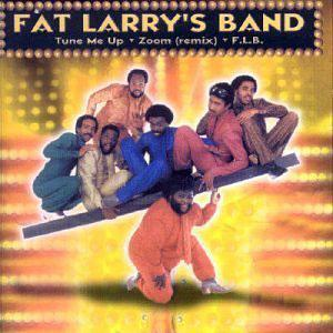 Album  Cover Fat Larry's Band - Tune Me Up on  Records from 1983