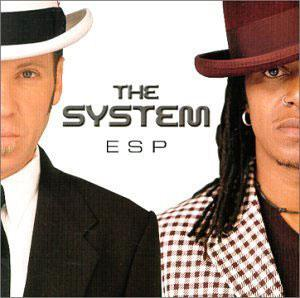 Album  Cover The System - Esp on TOWN SOUND Records from 2000