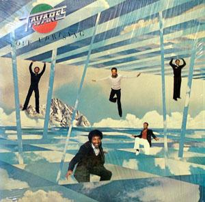 Album  Cover Tavares - Love Uprising on CAPITOL Records from 1980