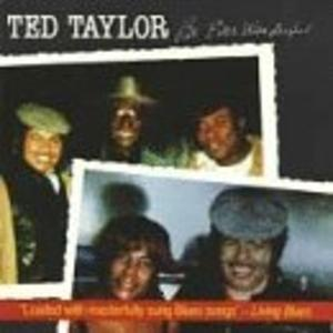 Album  Cover Ted Taylor - Wonderful on MARGINAL RECORDS Records from 1998