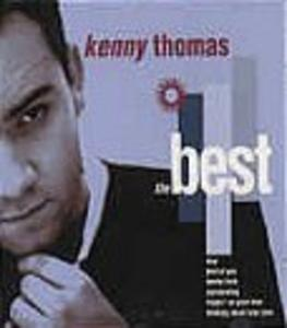 Album  Cover Kenny Thomas - The Best Of on EMI Records from 1999