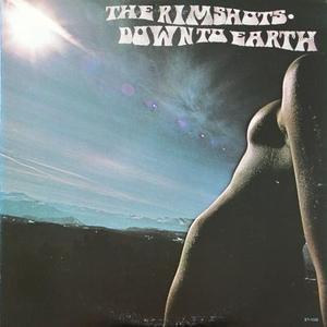 Album  Cover The Rimshots - Down To Earth on STANG Records from 1976