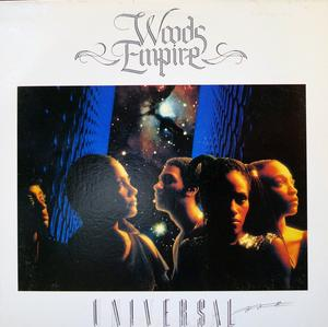 Album  Cover Woods Empire - Universal Love on TABU Records from 1981