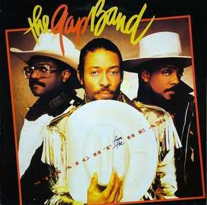 Front Cover Album The Gap Band - Straight From The Heart