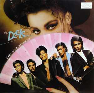 Album  Cover The Deele - Eyes Of A Stranger on SOLAR Records from 1991