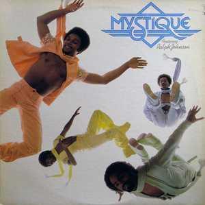 Album  Cover Mystique - Mystique on CURTOM Records from 1977