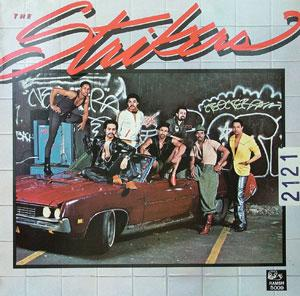 Album  Cover The Strikers - Strikers on PRELUDE Records from 1981