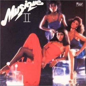 Album  Cover Musique - Musique Ii on PRELUDE Records from 1979