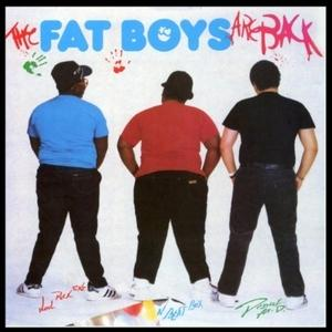 Album  Cover Fat Boys - The Fat Boys Are Back on SUTRA Records from 1985