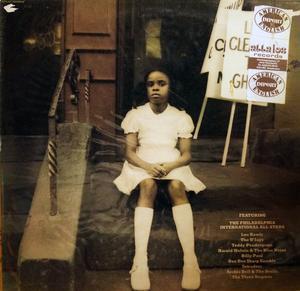 Album  Cover The Philadelphia International Allstars - Let's Clean Up The Ghetto on PHILADELPHIA INTERNATIONAL Records from 1977