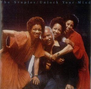 Album  Cover Staple Singers - Unlock Your Mind on WARNER BROS. Records from 1978