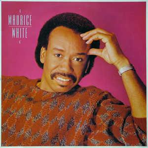 Album  Cover Maurice White - Maurice White on COLUMBIA Records from 1985