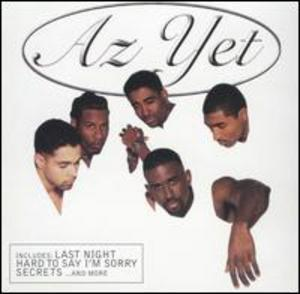Album  Cover Az Yet - Az Yet on LAFACE Records from 1996