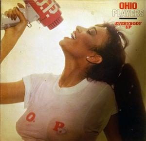 Front Cover Album Ohio Players - Everybody Up