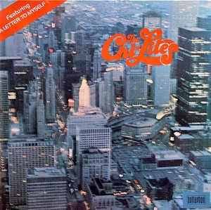 Album  Cover The Chi-lites - A Letter To Myself on BRUNSWICK Records from 1973