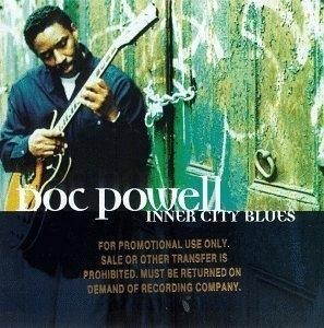 Album  Cover Doc Powell - Inner City Blues on DISCOVERY Records from 1996