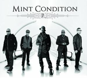 Album  Cover Mint Condition - 7 on SHANACHIE Records from 2011