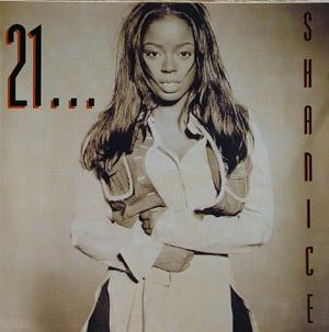 Album  Cover Shanice Wilson - 21 ... Ways To Grow on MOTOWN Records from 1994