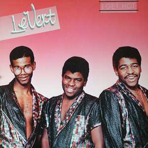 Album  Cover Levert - I Get Hot on TEMPRE Records from 1985