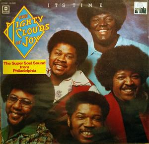 Album  Cover The Mighty Clouds Of Joy - It's Time on ABC Records from 1974