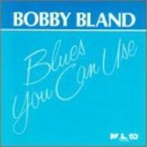 Album  Cover Bobby Bland - Blues You Can Use on MALACO Records from 1987