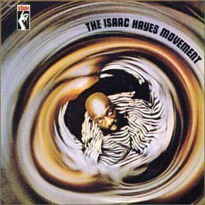 Front Cover Album Isaac Hayes - The Isaac Hayes Movement