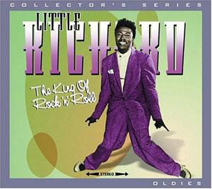 Album  Cover Little Richard - King Of Rock N'roll on REPRISE Records from 1971