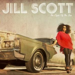 Album  Cover Jill Scott - The Light Of The Sun on BLUES BABE Records from 2011