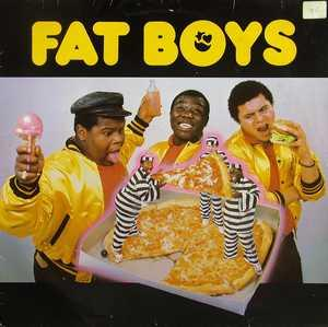 Album  Cover Fat Boys - Fat Boys on SUTRA Records from 1984
